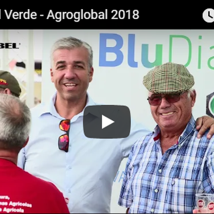 Hubel Verde - Vídeo Agroglobal 2018